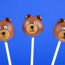 Bears Cake Pops