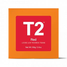 Red (Rooibos) Loose Leaf Gift Cube