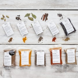 10 Spices
