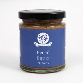 Nutural World Crunchy Pecan Butter