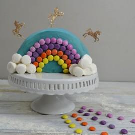 The Rainbow Unicorn Cake Kit