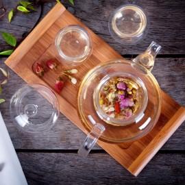Standard Glass Teaset
