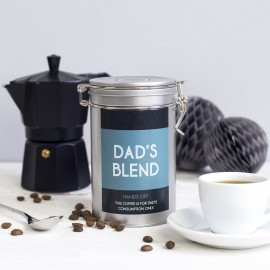 Father's Day Coffee Gift Tin