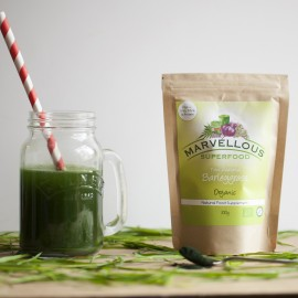 Organic Barleygrass