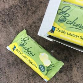 Organic Zesty Lemon Spirulina