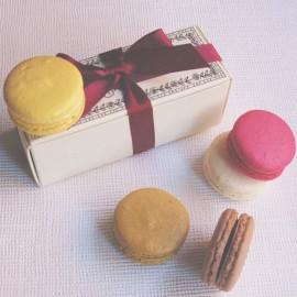 Macaron Selection Box of 5
