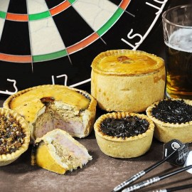 Darts Collection - Speciality Pork Pie Box
