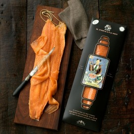 A Side of H. Forman & Son London Cure Smoked Salmon