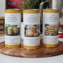 Savoury Shortbread Selection