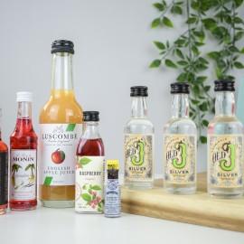 Rum cocktail kit