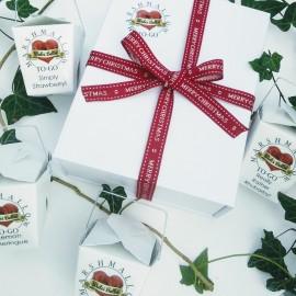 DulciBella Gourmet Marshmallows Christmas Gift Box