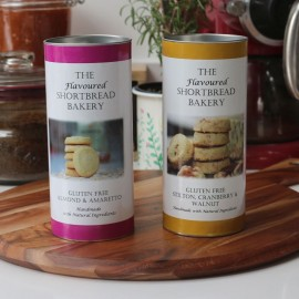 Gluten Free Shortbread Selection