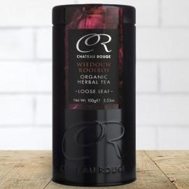 Chateau Rouge Fine Foods - Wiedouw Rooibos Organic Herbal Tea Tin