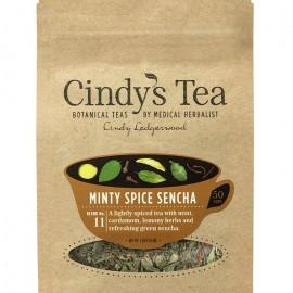 11 Minty Spice Sencha - 50 servings
