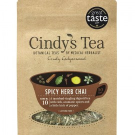 10 Spicy Herb Chai -50 servings