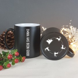 Santa Clause Christmas Mug
