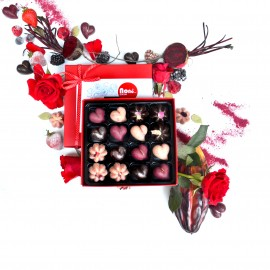 hearts and roses chocolates