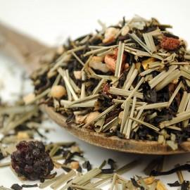 Aniseed and Vanilla Black Tea - Premium Loose Leaf Tea (100g)