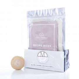 Mini Kit Salted Caramel Macarons