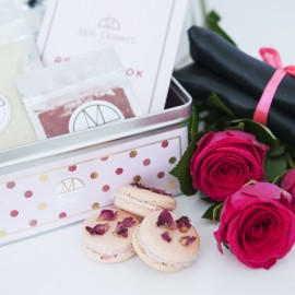 Raspberry & Rose Edition Macaron Making Kit