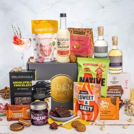 Luxury Gift Hamper (inc Liqueurs) - Gluten Free