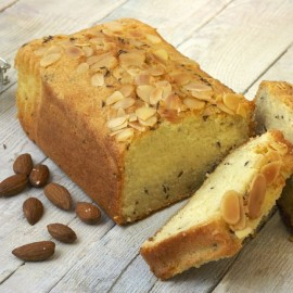 Caraway Seed and Almond loaf (Gluten & Dairy Free)