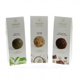 Vegan Healthy Balls Selection Pack