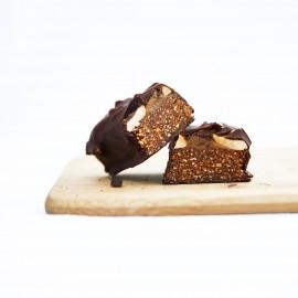 Vegan Peanut Snackers Bars