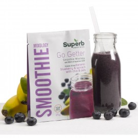 Go Getter Smoothie Mix Box (Banana, Blueberry & Spinach)