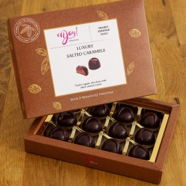 Luxury Salted Caramels