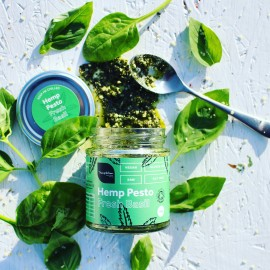Vegan Hemp Pesto - Fresh Basil (2 pack)
