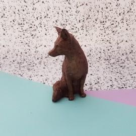 Chocolate Fox