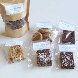 Nutritiously Naughty Sweet Treats Trial Box (Low FODMAP, Free From, Vegan)
