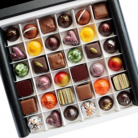36 piece chocolate selection box
