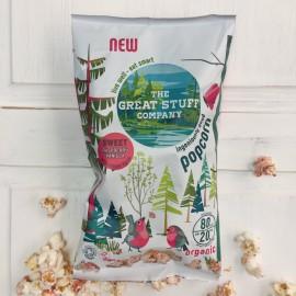 Organic Popcorn - Sweet Raspberry Vanilla (20 bags)