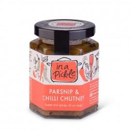 Parsnip & Chilli Chutney - 3 pack