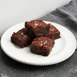 Sour Cherry & Black Bean Brownies (Dairy, Gluten & Refined Sugar Free)