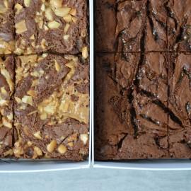 Bespoke Chocolate Brownies