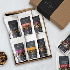 Superfoodio Sweet and Savoury Clusters