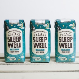 'No More Counting Sheep' Vanilla Milk Drink 3-Pack