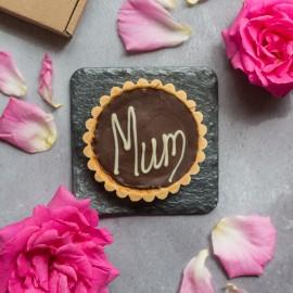 Personalised Gluten Free Millionaire's Tart