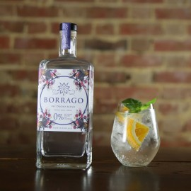Borrago Botanical Non-Alcoholic Spirit Drink