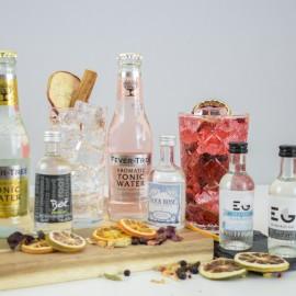 Scottish Gin And Tonic Set