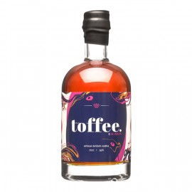 70cl Toffee Vodka