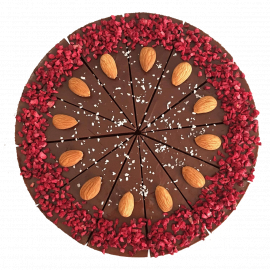 Chocolate Raw Whole Cake