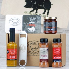 Chilli Sauce Man Box Gift Set