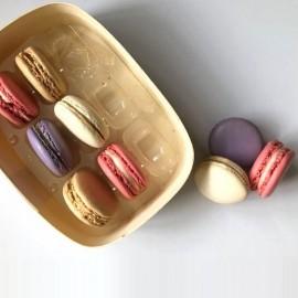 Macarons Floral Range Selection Box