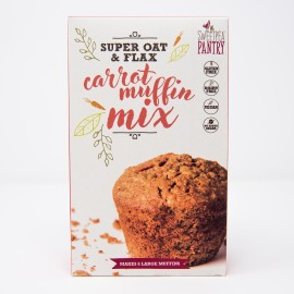 Oat & Flax Carrot Muffin Mix