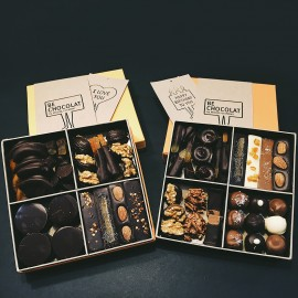 Handmade Chocolate Deluxe Box