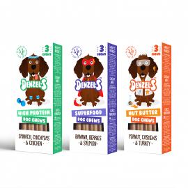 Dog Chews Pet Food Taster Box
